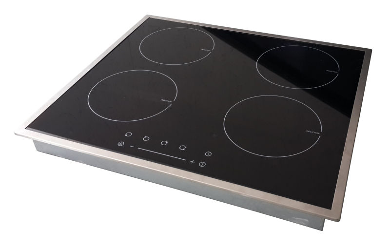 6000W Kitchen Appliance Built-in Four Burners Induction Hob Model Sm-Fic01