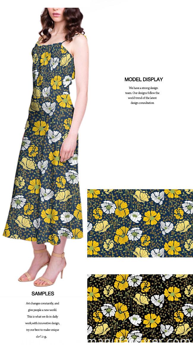 Digital Printed Garment/ Home Textile Fabric