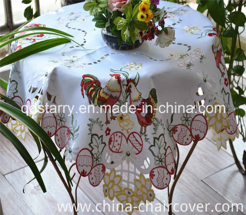Lovely Rabit Design Easter Table Cloth St1784