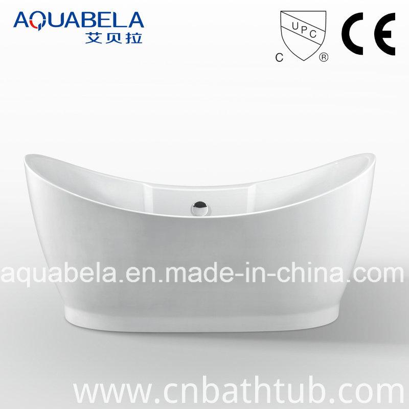 CE/Cupc Approved Acrylic Freestanding Hot Tub Bathtub (JL626)