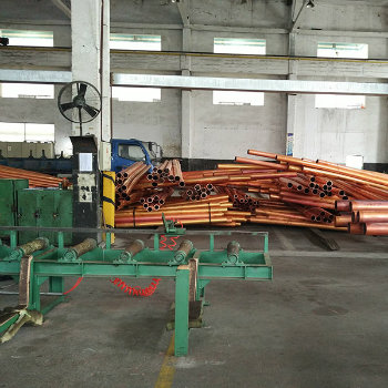 Large Diameter Copper Pipe with High Quality