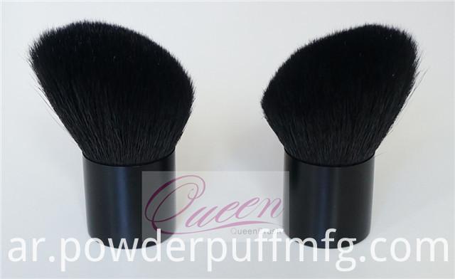 High Quality Angled Goat Hair Makeup Kabuki Brush
