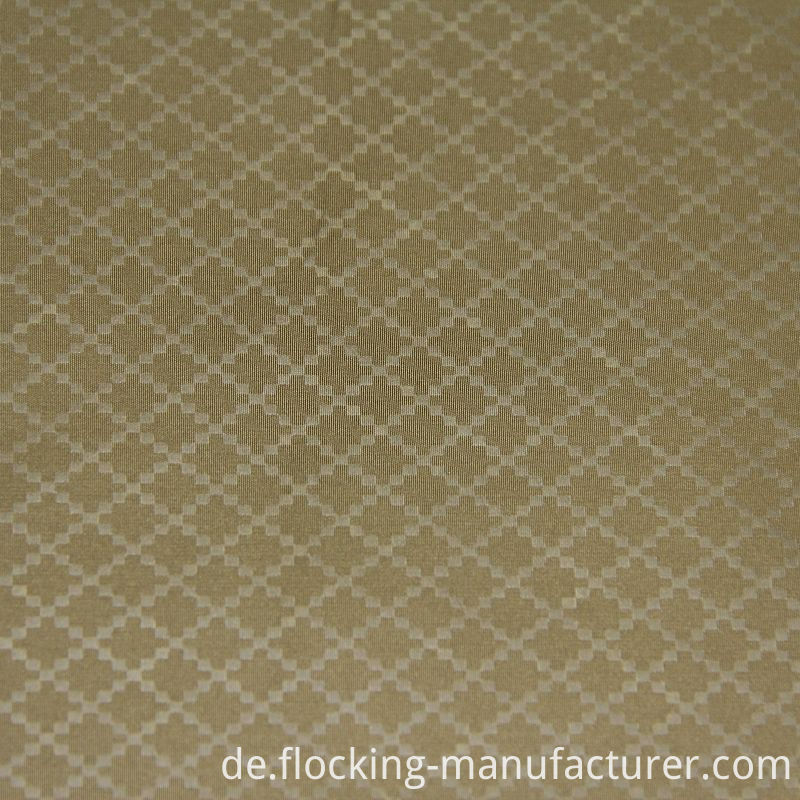 Diamond Type Polyester Embossed Fabric for Men's Business Suit