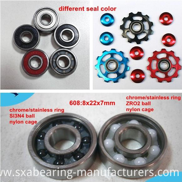 Mr2437-2RS Cycling Bike Ball Bearing