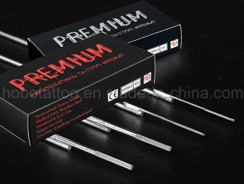 Wholesale Disposable Stainless Steel Polished Tattoo Needle