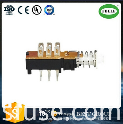 Metal Push Button Switch High Quality Push Button Switch