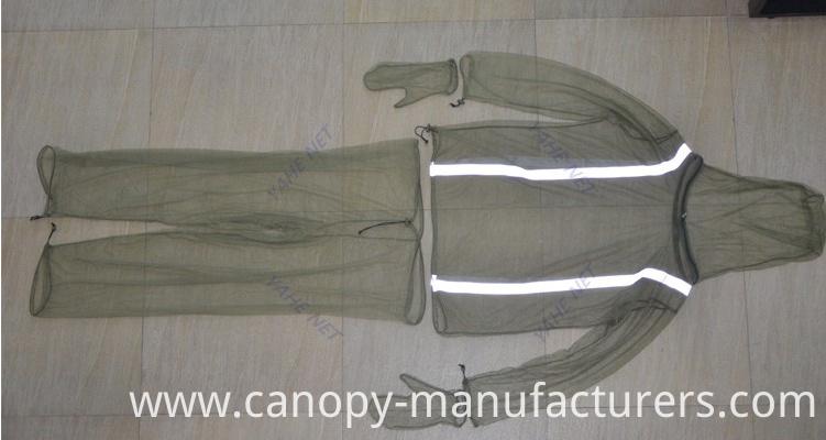 Outdoor Mosquito Net Body Suit
