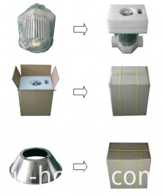 Competitive Price Explosion Proof Outdoor 120W LED High Bay Light