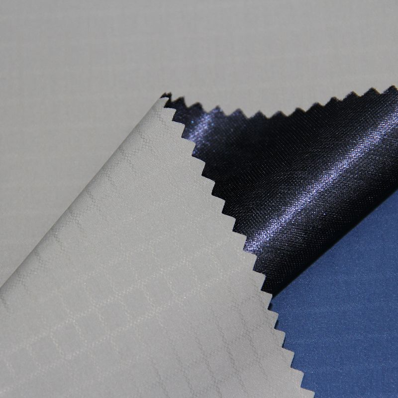 Imitation Fabric Compound with Knitted Farbic for Men's Winter Coat