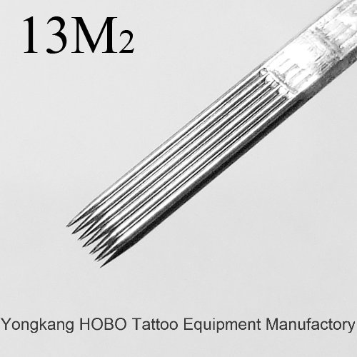 Cheap Standard Quality Flat Disposable Tattoo Needles Supply