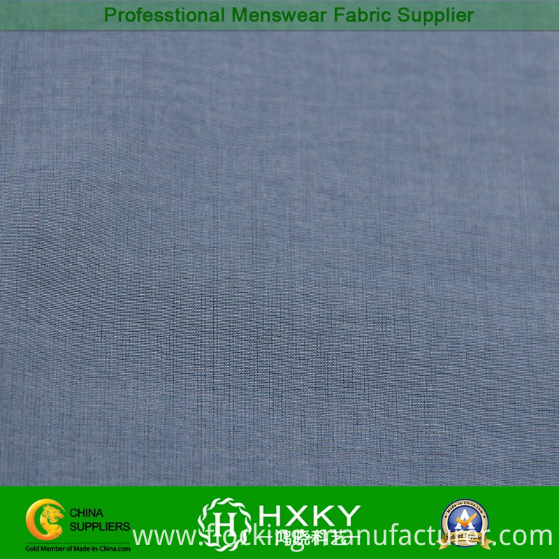 81%Polyester with 19%Nylon Blend Fabric for Casual Overcoat