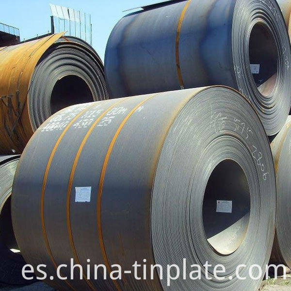 Hot Rolled Steel Sheet/ Coil with ASTM A36