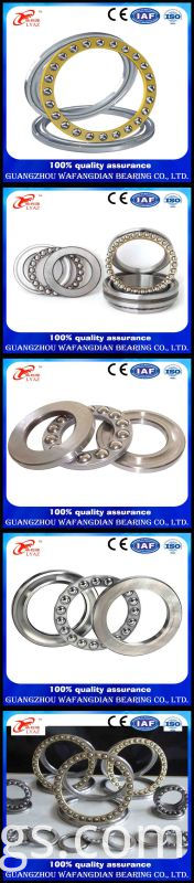 Thrust Ball Bearing 51102 Brand Bearings for Engine Bearing or Other Field