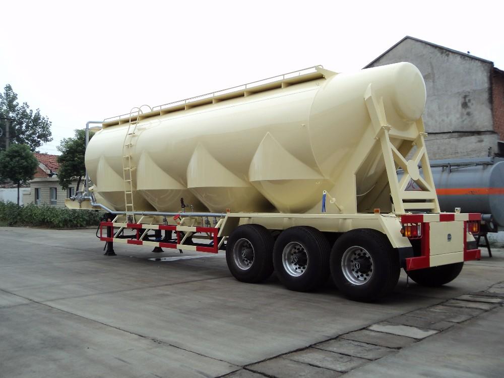 40 CBM Bulk Flour Tank Semi-Trailer,Bluk Cement Truck
