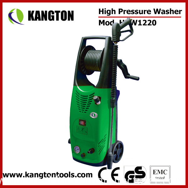Max 230bar 2500W Home Use Electric High Pressure Washer (KTP-HPW1220-150BAR)