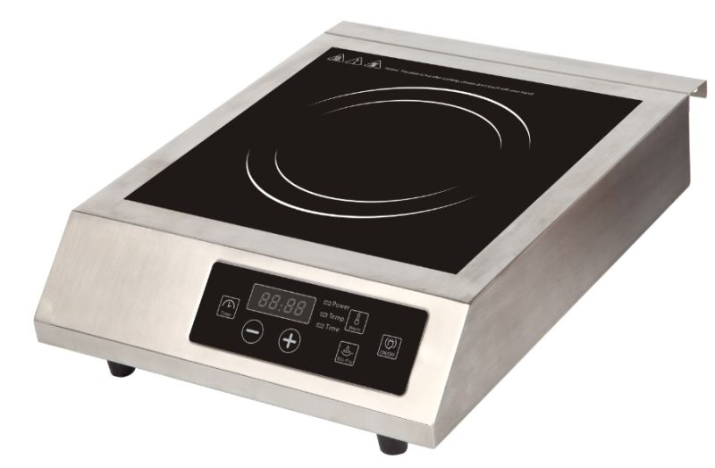 ETL/ cETL Approved 240V/60H 3500W High Power Commercial Induction Cooktop Model SM-A83
