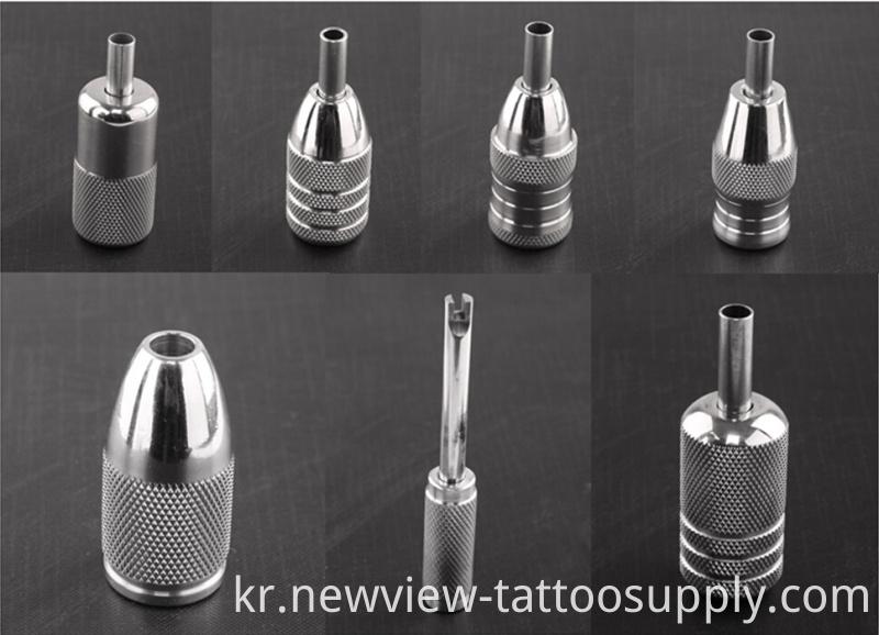 Hot Sale Stainless Steel Series Tattoo Needle Tip Tattoo Grip