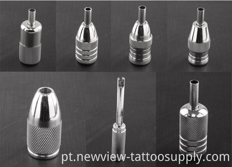 Hot Sale Stainless Steel Series Tattoo Needle Tip Tattoo Grip