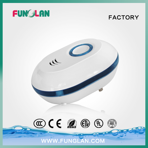 Plug in Wall Ion Generator Air Purifier for Home Ionizer