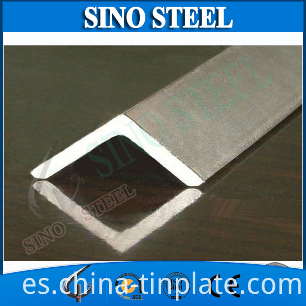 Q235/Q345 Low Carbon Iron Steel Angle Bar