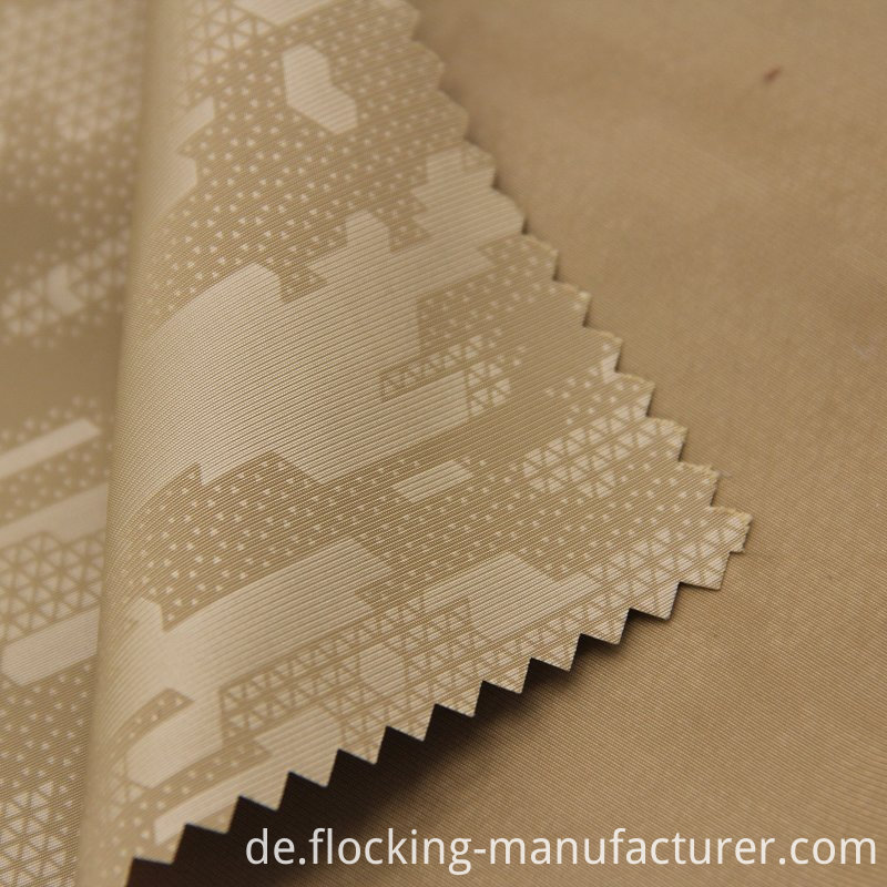 Memory Fabric with Emboss Fabric for Men's Fashion Garment
