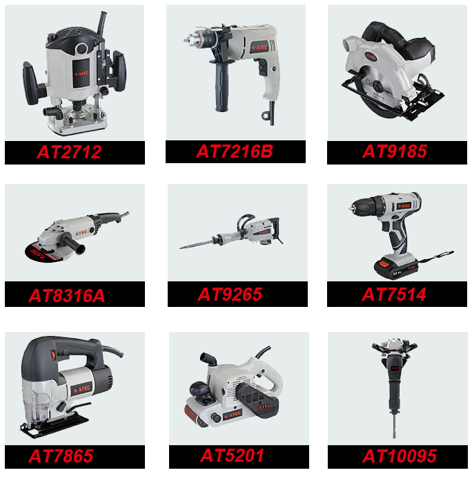 650W Power Hand Tool Electric Planers for Sale (AT5822)