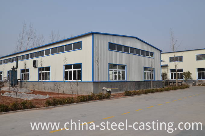 Ductile Iron Die Casting by OEM
