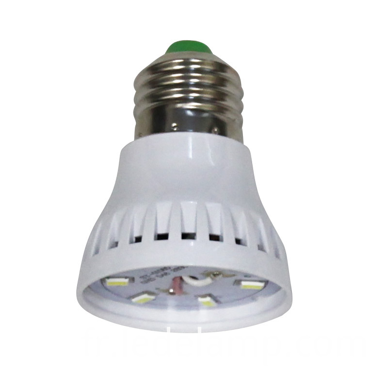 Hot Sale LED Bulb 3W with Plastic Housing