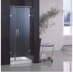 Single Shower Glass Door