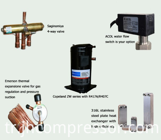 High Efficiency Water Heater Heat Pump Custom And Cheap
