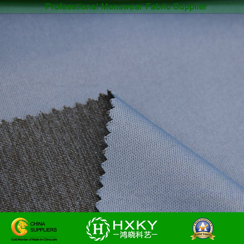 200d Double Layered Composite Cation Polyester Fabric for Jacket or Quilted Jacket