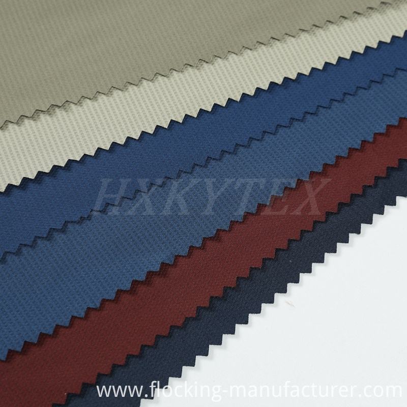 Compound Polyester Pongee Fabric with Jacquard for Jacket