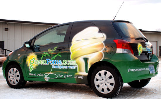 Car Body 3M Bubble Free Custom Waterproof Stickers With Uv Stable And Die Cut