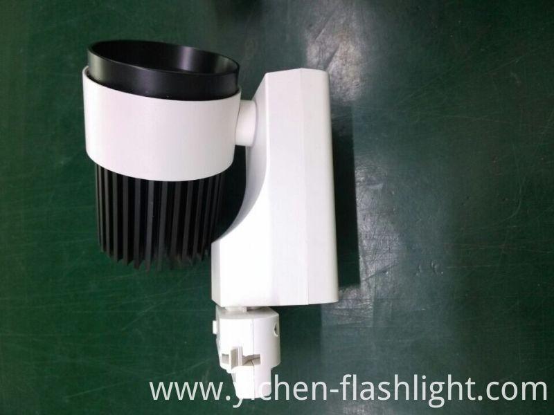 Shenzhen CRI80 CRI90 COB 7W 15W LED Track Light with Ce RoHS