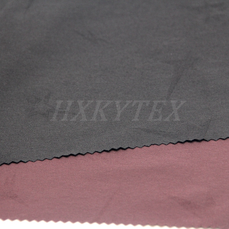 4-Way Stretch with Jacquard Pattern Nylon Fabric for Casual Jacket