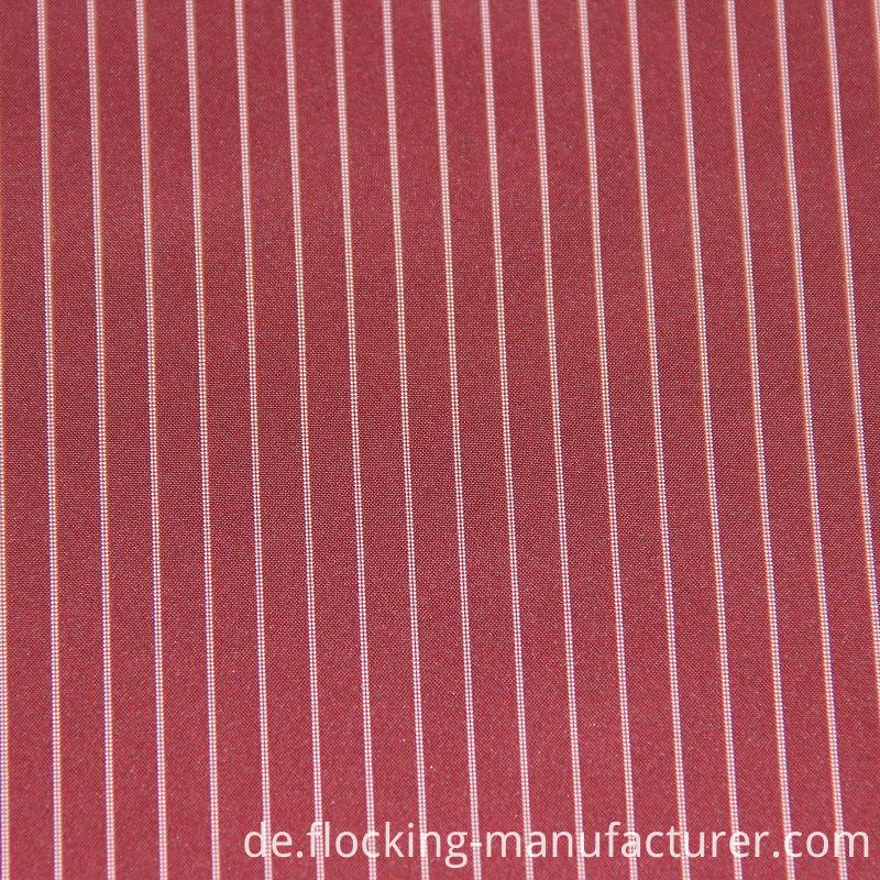 Stripe Yarn Dyed Fabric for Fashion Jacket or Coat