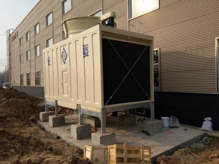 Jnt Series CTI Certified Cross Flow Cooling Tower with Good Performance