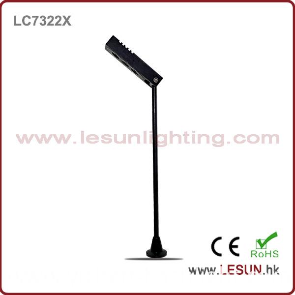 3*1W LED Standing jewelry Light