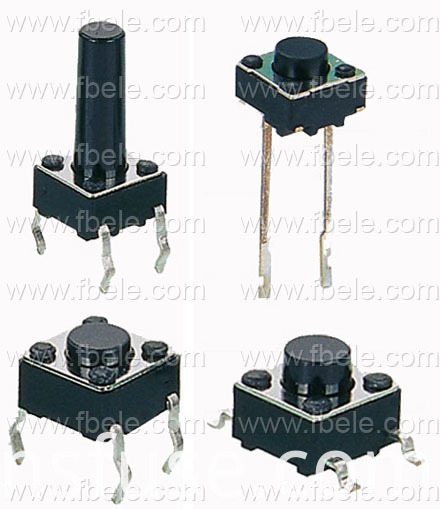 Tact Switch/Micro Switch/Tactile Switch Mrs-101-8
