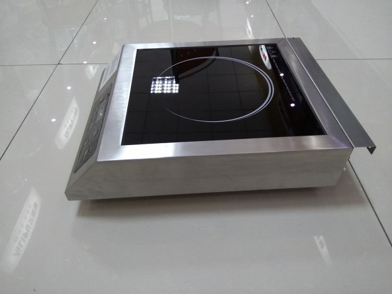 3500W Commercial Induction Hot Plate with Knob