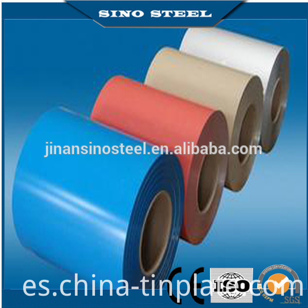 Printed Color-Coated Galvanized Steel Coil