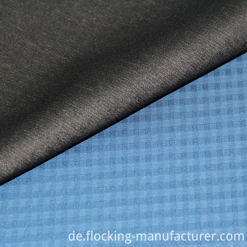 Polyester Memory Fabric Compound Fabric for Jacket