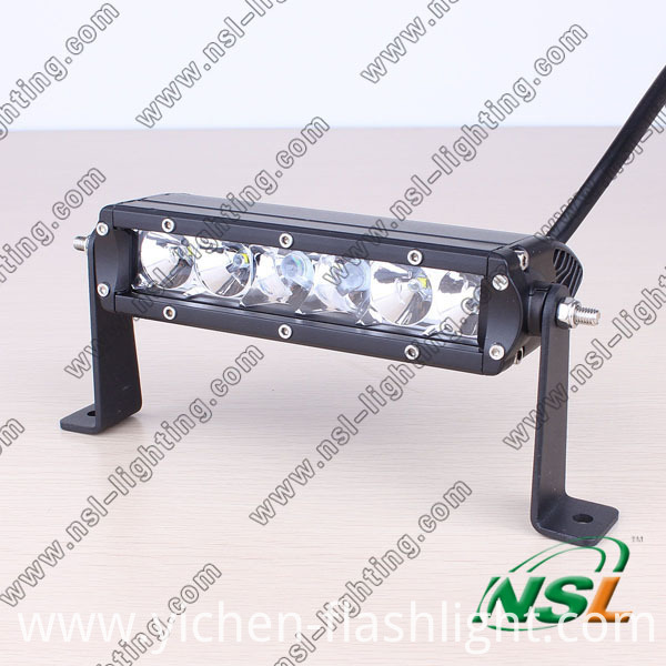 2016! Best Selling LED Lighting Bar, 30W 10-20V DC LED Lighting Bar