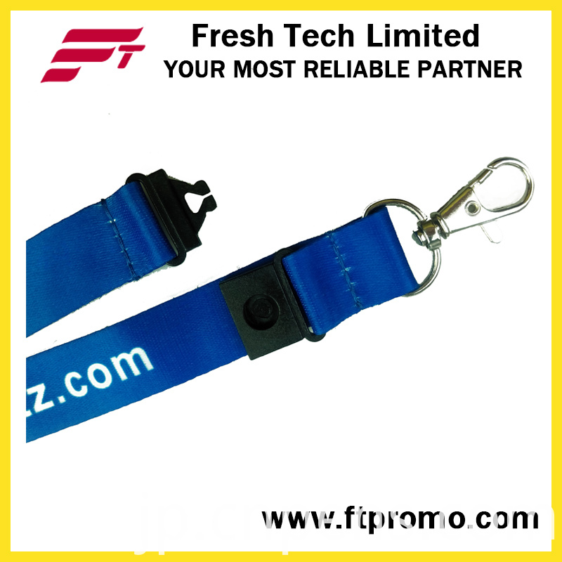 Professional Chinese Manufacture Polyester Lanyard