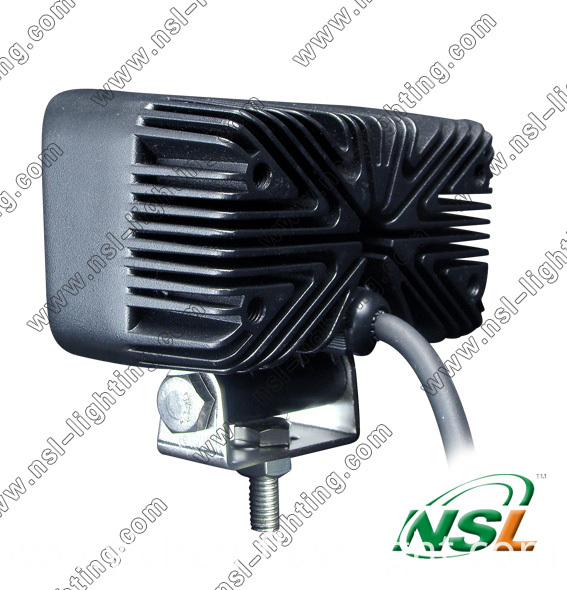 18W LED Work Light Mining Lamp, Square Shape (NSL-1806A-18W)