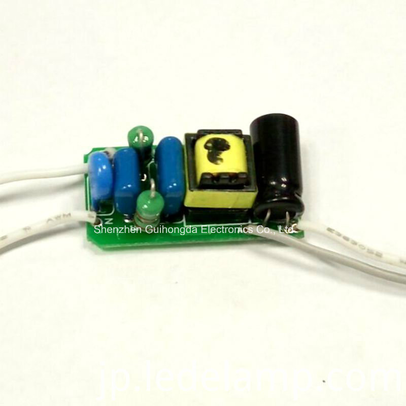 Professional Shenzhen LED Light Manufacturer EMC Approved 12W High PF Constant Current IC LED Driver
