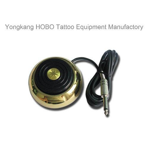 Premium Skull Pedal Tattoo Power Supply Tattoo Machine Foot Switch