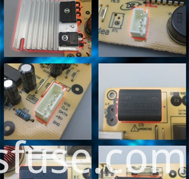China Top Sell High Quality Induction Cooker Coil PCBA
