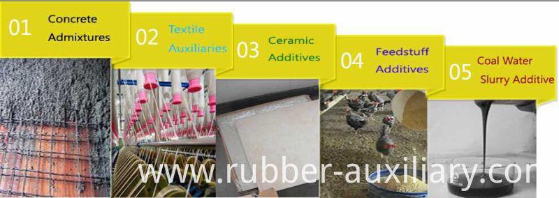 Customized Fertilizer Auxiliary Sodium Lignosulfonate (MN)