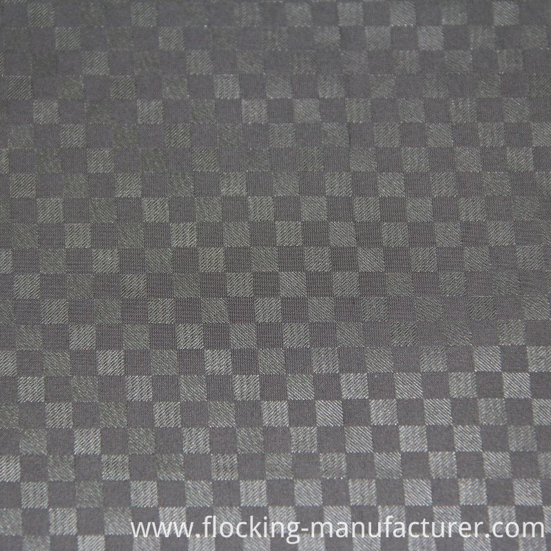 Embossed Poly Fabric for Business Casual Jackets
